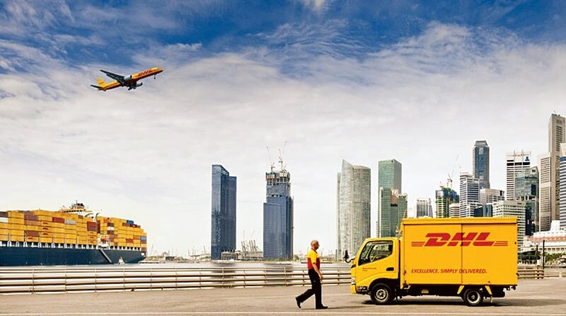 Chuyển phát nhanh DHL tại TPHCM
